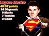 Round 12 – DT Legend –ZORKO