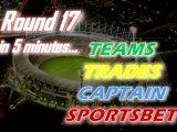 Round 17  –  In 5Minutes