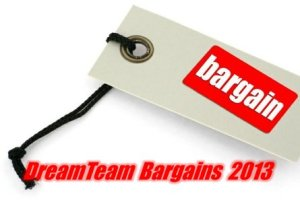 bargains 2013
