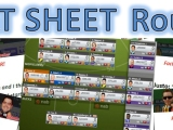 FEATURED: AFL DreamTeam CHEAT SHEET 2013 Round 1