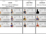 2014 AFL Fantasy Midfield Cheatsheet