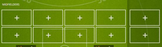 midfield fantasy blankl