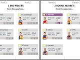 AFL Fantasy Cheat Sheet:Rucks